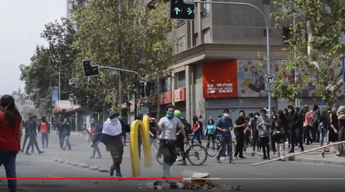 """19 de octubre: Breve crónica de un despertar"""
